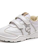 Недорогие -Девочки Обувь Микроволокно Весна & осень Удобная обувь Спортивная обувь Для прогулок для Дети Белый / Розовый / Тёмно-синий