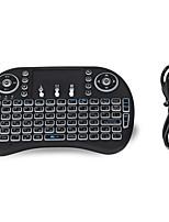 Недорогие -V803 Air Mouse / Клавиатура / Дистанционное управление Мини Беспроводной 2,4 ГГц беспроводной Air Mouse / Клавиатура / Дистанционное управление Назначение Windows Vista / Linux / iOS