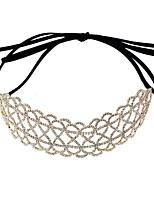 Недорогие -ожерелье из европейского / сладкого сплава для женщин