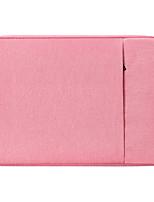 Недорогие -Терилен Сплошной цвет Рукава 14-дюймовый ноутбук / iPad