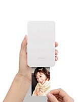 abordables -xiaomi mijia xprint dmp100 smartphone imprimante bluetooth home photo zéro encre 300 dpi