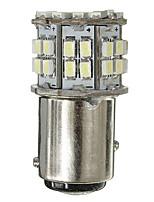 Недорогие -1 шт. BAY15D(1164) Автомобиль Лампы SMD 1206 50 Светодиодная лампа Задний свет / Тормозные огни Назначение Универсальный Дженерал Моторс Все года