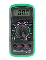 Недорогие -XL830L Цифровой мультиметр AC/DC Измерительный прибор / Обнаружение потенциала тока и напряжения