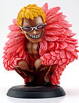 Недорогие -Сумки Аниме Фигурки Вдохновлен One Piece Косплей ПВХ 12 cm См Модель игрушки игрушки куклы