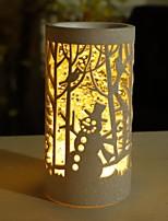 Недорогие -1шт LED Night Light Тёплый белый Для детей / Творчество 5 V