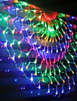 Недорогие -6м Гирлянды 504 светодиоды Разные цвета Декоративная 220-240 V 1 комплект