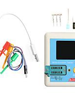 Недорогие -T7 Тестер емкости сопротивления / Другие измерительные приборы 0.01-30V Удобный / Pro / Обнаружение потенциала тока и напряжения