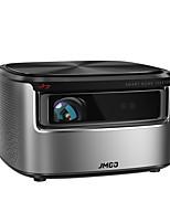 Недорогие -JmGO J7 DLP Проектор для домашних кинотеатров Светодиодная лампа Проектор 3200 lm Поддержка 4K 80-120 дюймовый Экран