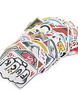 Недорогие -Автомобильные наклейки Мультяшная тематика Мультипликация Стикеры