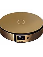 Недорогие -JmGO E8 DLP Проектор для домашних кинотеатров Светодиодная лампа Проектор 750 lm Поддержка 1080P (1920x1080) 60-100 дюймовый Экран / WXGA (1280x800)