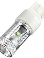 Недорогие -1 шт. T20 (7440,7443) Автомобиль Лампы 30 W 800 lm 6 Светодиодная лампа Задний свет / Тормозные огни Назначение Универсальный / Volkswagen / Toyota Дженерал Моторс Все года