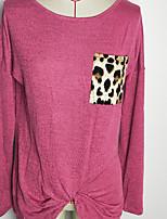 Недорогие -женская хлопковая тонкая футболка азиатского размера - однотонная шея