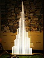 Недорогие -1шт LED Night Light Тёплый белый Cool / Креатив <=36 V