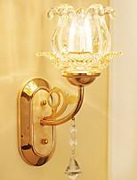 Недорогие -Творчество Простой Настенные светильники Спальня / В помещении Металл настенный светильник 220-240Вольт 40 W
