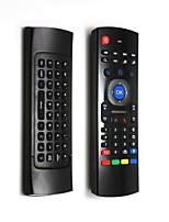 Недорогие -TKM617 Air Mouse / Клавиатура / Дистанционное управление Мини Беспроводной 2,4 ГГц беспроводной Air Mouse / Клавиатура / Дистанционное управление Назначение Linux / iOS / Android