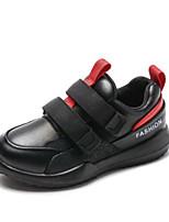 Недорогие -Мальчики / Девочки Обувь Наппа Leather Весна & осень Удобная обувь Кеды для Дети Черный / Желтый / Синий