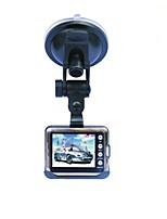 Недорогие -Vasens 008 1080p Загрузочная автоматическая запись Автомобильный видеорегистратор 122 градусов Широкий угол 2 дюймовый LCD Капюшон с G-Sensor / Обноружение движения / Запись цикла