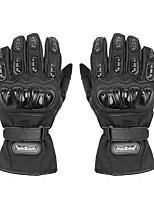 Недорогие -мотоциклетные перчатки зимние теплые непромокаемые ветрозащитные защитные перчатки