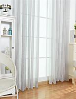 """Недорогие -С термоизоляцией Прозрачный Спальня 1 панель 40 """"W * 79"""" L Серый"""