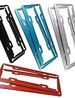 Недорогие -1 шт. Aluminum Alloy Водительские удостоверения Назначение Универсальный Все модели Все года