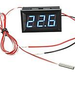 Недорогие -PT100 Прочный Датчик температуры -100-400℃ Светодиодная индикация
