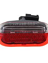 Недорогие -Светодиодный интерьер Вежливость дверной карты светло-красный для VW Sharan Golf MK4 GTI Bora