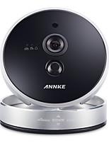 Недорогие -Интеллектуальная сетевая кубическая камера annke® 720p ночного видения Поддержка двусторонней передачи звука Карта 128 ГБ