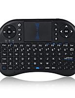 Недорогие -I8P Air Mouse / Клавиатура / Дистанционное управление Мини Беспроводной 2,4 ГГц / 2,4 ГГц беспроводной Air Mouse / Клавиатура / Дистанционное управление Назначение Linux / iOS / Android