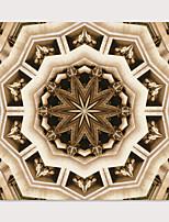 Недорогие -С картинкой Отпечатки на холсте - Арабеска Фото Modern