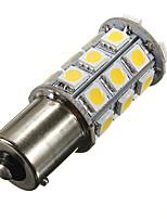 Недорогие -1 шт. BA15S (1156) / P21W Автомобиль Лампы SMD 5050 27 Светодиодная лампа Налобный фонарь Назначение Все года
