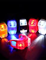 Недорогие -Светодиодная лампа Велосипедные фары Задняя подсветка на велосипед Горные велосипеды Велоспорт Водонепроницаемый Портативные AG10 20 lm Аккумулятор AG10