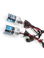 Недорогие -2pcs H11 Автомобиль Лампы Высокомощный LED 3600 lm HID ксеноны Налобный фонарь Назначение Все года