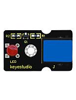 Недорогие -Keyestudio легко подключить красный пиранья светодиодный модуль для Arduino