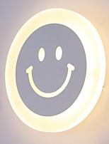 Недорогие -Новый дизайн Современный современный Настенные светильники Спальня / В помещении Акрил настенный светильник 220-240Вольт 3 W