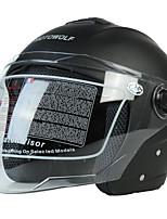 Недорогие -Открытый шлем Взрослые Универсальные Мотоциклистам Анти-Ветер / Anti-Dust / Дышащий