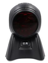 Недорогие -YK&SCAN YK-8160 Сканер штрих-кода сканер USB Свет лазера 2400 DPI