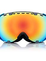 Недорогие -Универсальные Очки для мотоциклов Спорт С защитой от ветра / Противо-туманное покрытие / Стойкий к царапинам Tactel / ABS + PC