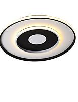 Недорогие -геометрический / Оригинальные Потолочные светильники Рассеянное освещение Окрашенные отделки Металл Защите для глаз, LED, Новый дизайн 110-120Вольт / 220-240Вольт