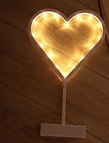 Недорогие -1шт LED Night Light Тёплый белый USB Творчество 220-240 V