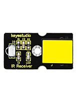 Недорогие -Keyestudio легко подключить инфракрасный приемник модуль для стартера Arduino