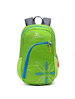 Недорогие -20-35 L Легкий упаковываемый рюкзак Рюкзаки - Легкость Пригодно для носки На открытом воздухе Пешеходный туризм Восхождение Походы Полиэстер Нейлон Зеленый Синий Серый
