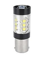 Недорогие -1156 ba15s 3535 16smd 80 Вт автомобиль белый светодиодный задний тормоз задний фонарь