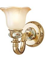 Недорогие -Cool Современный современный Настенные светильники Кабинет / Офис Металл настенный светильник 220-240Вольт