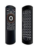 Недорогие -X6-L Клавиатура / Дистанционное управление Мини Беспроводной 2,4 ГГц беспроводной Клавиатура / Дистанционное управление Назначение Linux / iOS / Android