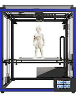 Недорогие -Принтер tronxy® x5sa diy Aluminium 3D Размер печати 330 * 330 * 400 мм с обновленным сенсорным экраном / автоматическое выравнивание / двойная ось Z / возобновление подачи энергии