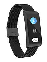 Недорогие -DMDG W2-steel Умный браслет Android iOS Bluetooth Спорт Водонепроницаемый Пульсомер Измерение кровяного давления ЭКГ + PPG Секундомер Педометр Напоминание о звонке Датчик для отслеживания активности