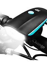 Недорогие -- Велосипедные фары Передняя фара для велосипеда Задняя подсветка на велосипед Горные велосипеды Велоспорт Водонепроницаемый Пульт управления Регулируется Литий-ионная аккумуляторная батарея 200 lm