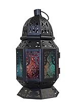 Недорогие -Простой Декоративная Настольная лампа Назначение кафе Металл 220 Вольт