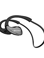 Недорогие -AWEI A880BL В ухе Беспроводное Наушники наушник пластик Спорт и фитнес наушник С регулятором громкости наушники