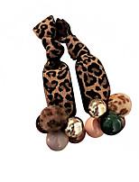 Недорогие -Жен. Мода Резинка Леопард